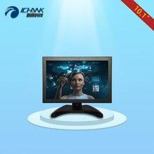 ФОТО zb101tc-v59l/10.1 inch 1280x800 hdmi vga signal support linux ubuntu os metal shell industrial touch monitor lcd screen display