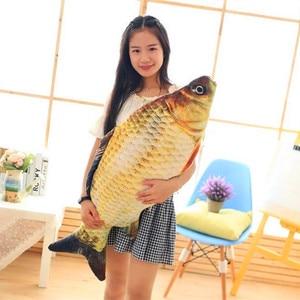 1pc Simulation Crucian Fish Pl