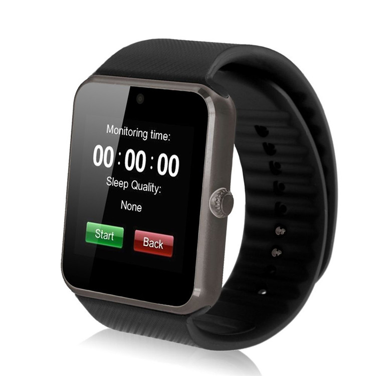 Smart Watch SIM TF Card Camera Bluetooth font b Smartwatch b font reloj inteligent Wear Device