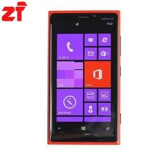 "Original Nokia Lumia 920 windows OS Unlocked phone Dual Core 4.5"" with WIFI GPS 32GB 8MP camera Free Shipping"