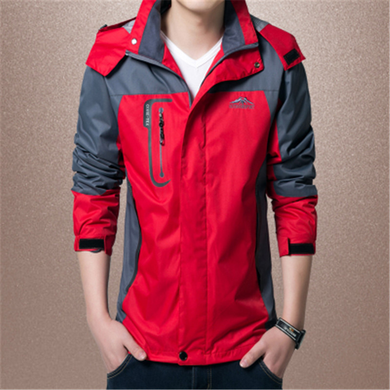 2017 Conventional Regular Cotton 50 Real Jackets Outskirts Travel Autumn Winter Plus Size Wind Protect Casual