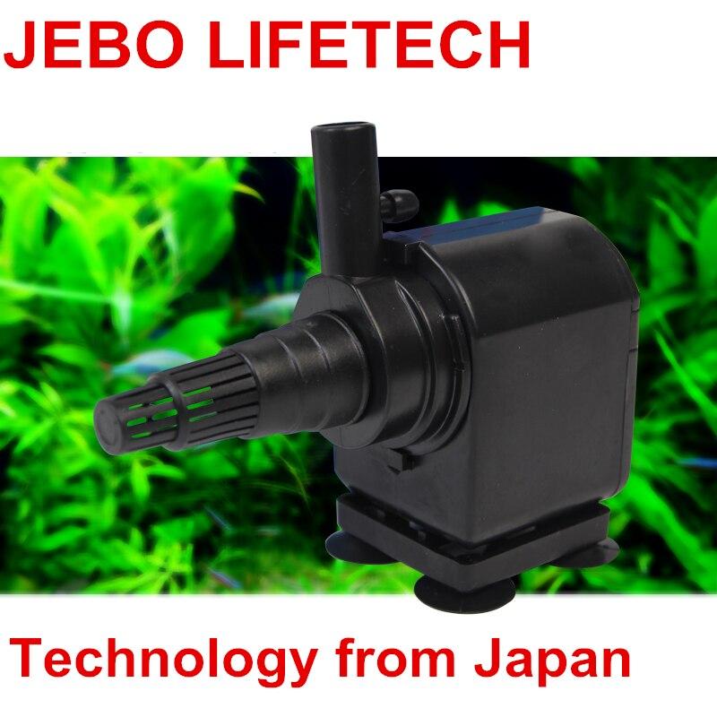 JEBO LIFETECH 3 in 1 Submersible Water Pump For Aquarium Fish Tank 18w Pump Water Change Pump Water Circulating Pump AP1500