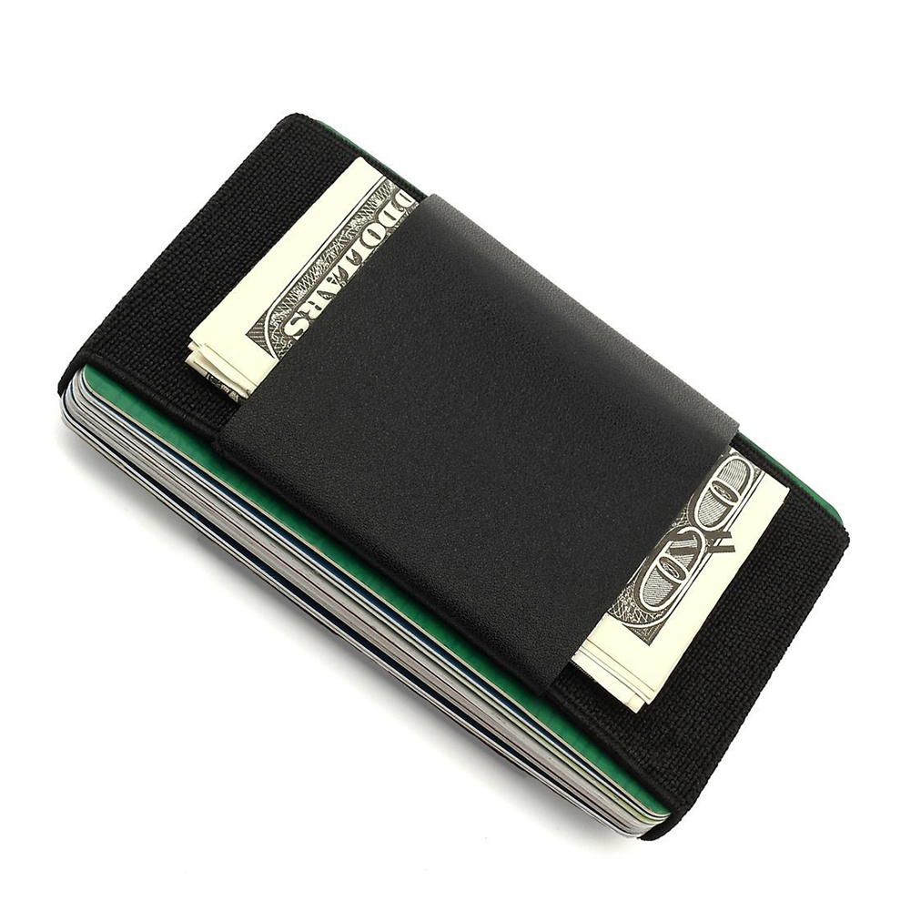 Travel Cover Wallet Minimalist Slim Wallet Men Women Mini Wallets License ID Organizer Badge Porte Carte Credit Card