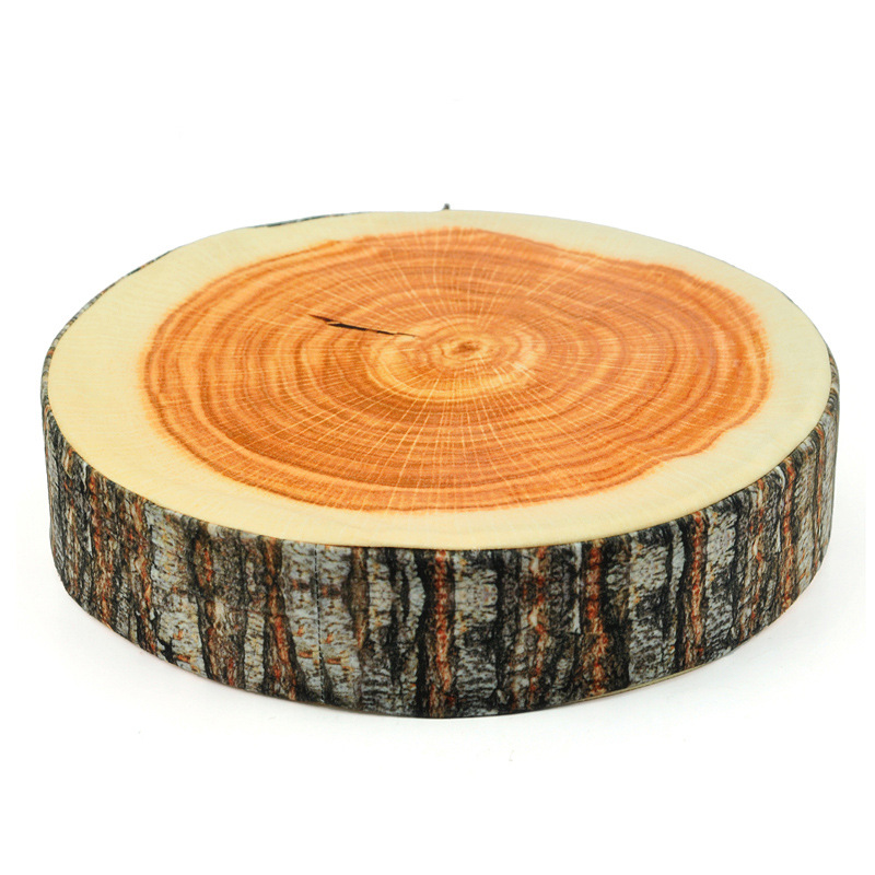 HTB1TDGeKCzqK1RjSZFpq6ykSXXau Simulation Log Texture Cushion Big Willow Tree Pier Simulation Removable Washable Cushion Creative Sofa Pillow Home Decorative