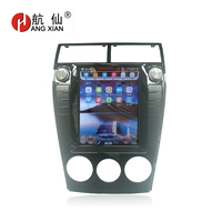 HANGXIAN Vertical 10.4 Quadcore Android 4.4 Car Radio For Mazda 6 old Car DVD player gps navigation with 1G RAM 32G ROM