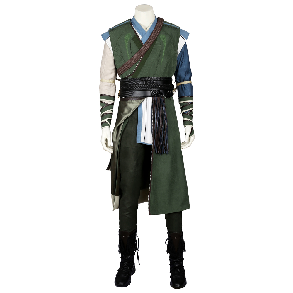 El doctor Strange Costume Sets Baron Mordo Men - Disfraces