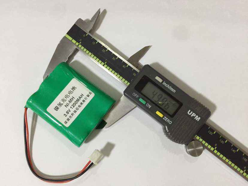 Новый горячий 3,6 V AA 1200MAH настоящий беспроводной телефон 2,54 сек для Ondary батареи литий-ионная аккумуляторная батарея