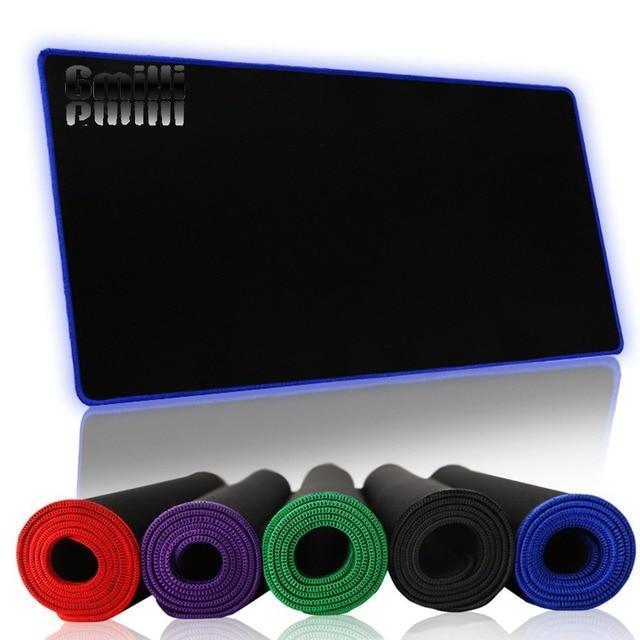 b30d823dfc7c0 Gmilli Nowy Guma Ogromne Extra XL Duży Rozmiar Zablokowany Gaming Podkładka  Pod Mysz 600*300