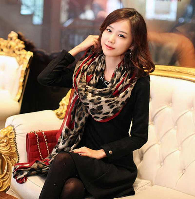 Fashion Stylish Women Long Soft Silk Chiffon   Scarf     Wrap   Shawl   Scarves   Hot Cool