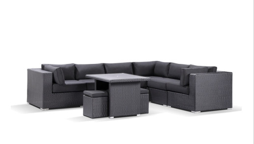 Sigma Modern Classic Furniture Outdoor Modular Seating Home Living Room  Furniture