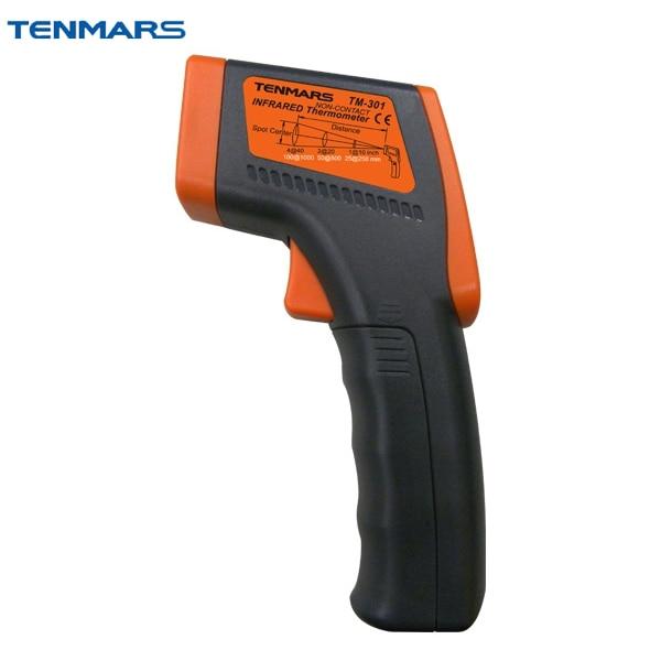 TENMARS TM-301 Handheld IR Industrial ThermometerTENMARS TM-301 Handheld IR Industrial Thermometer