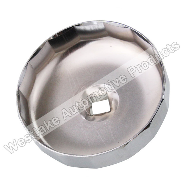 91mm - 15 Point Oil Filter Wrench Removal Socket Tool for  Land Rover 5.0