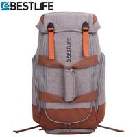 BESTLIFE Stylish Multi Travel Backpack Bag Men Women 2 Way Carry Design Flip Cover Large Capacity