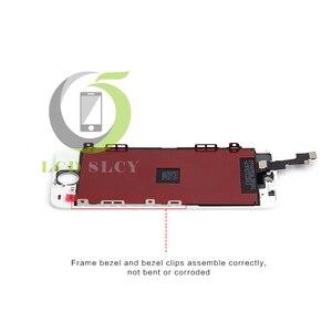 Image 4 - 10 ピース/ロット保証 aaa iphone 5 5s の液晶フルセット組立ブラック/ホワイト色