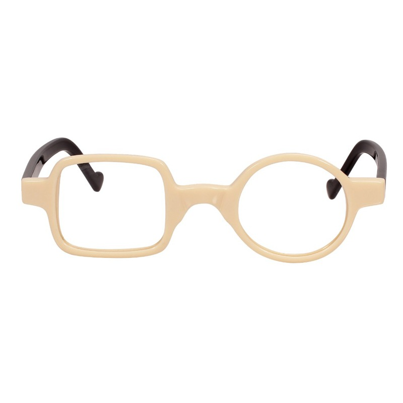 f377d6ddfeee Personality Acetate Round Square Glasses Spectacles Eyewear RX Eyeglass  frames
