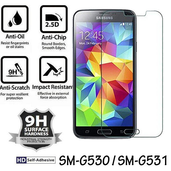 SM-G530H G530F G530FZ /SM-G531F G531H Protective Glass Cover Tempered Glass Film for Samsung Galaxy Grand Prime Screen Protector