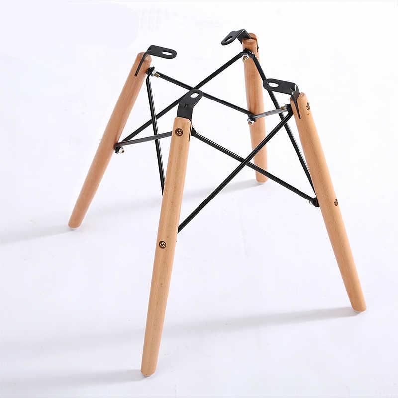 多機能木製スツール家庭用快適なダイニングチェアシンプルなスタイル、安定した化粧スツール布洗えるドレッシングスツール