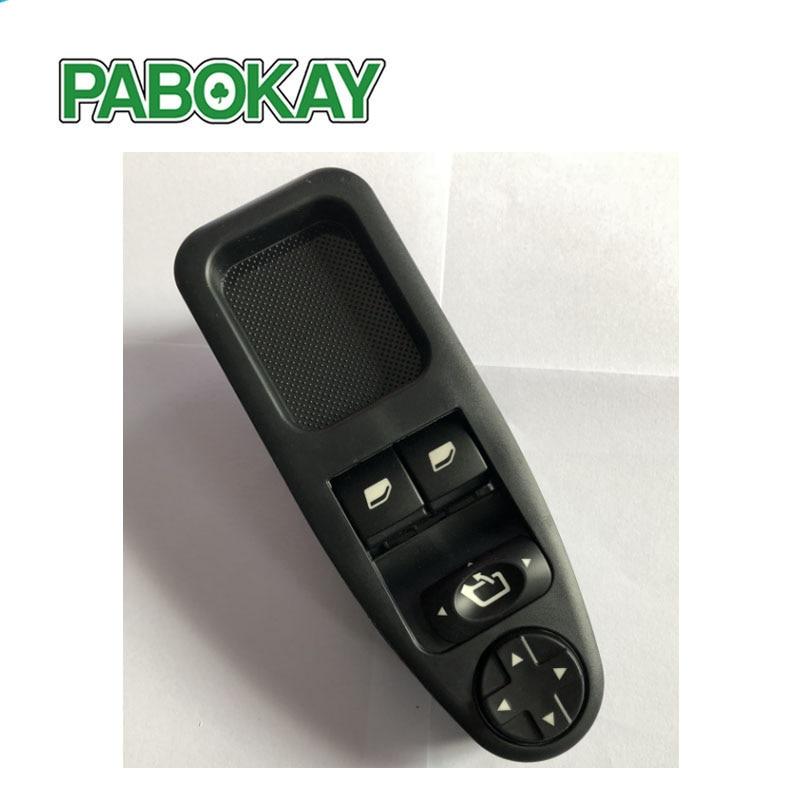 6554.ZJ кнопка управления переключателем стеклоподъемника для Fiat Scudo Citroen Jumpy Dispatch Peugeot Expert Master 2007 - 2016