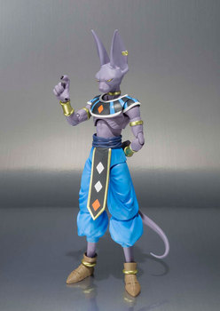 Dragon Ball Super Action Figure – Birus / Beerus