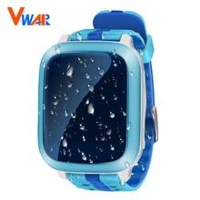 Vwar Vm10 IP65 Waterproof GPS Smart Watch for Kids Anti-lost SOS Monitor Child Gift Smartwatch Phone baby watches