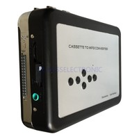 2015 New Digitizing Video Cassettes Convert Cassette To MP3 Directly Into TF Card No PC Required