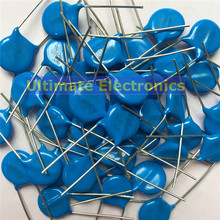 50pcs Varistors  10D221K 220V  Metal voltage dependent resistor