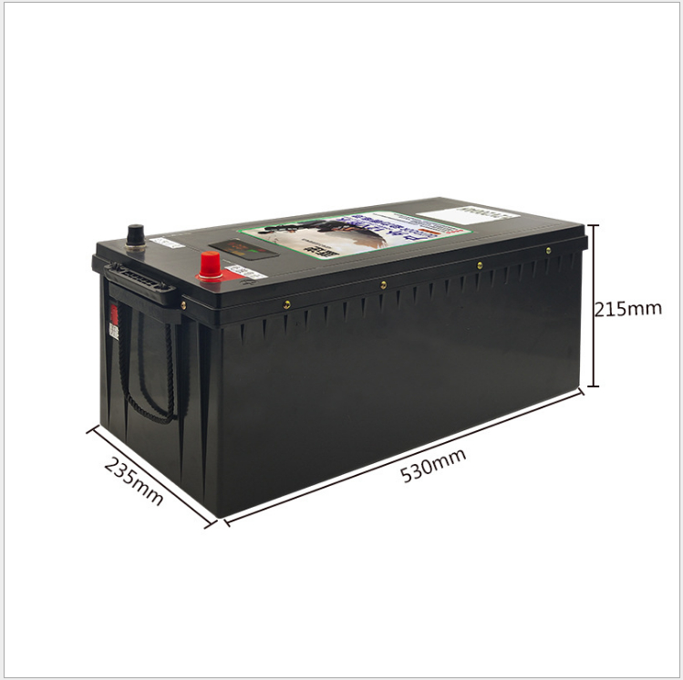 <font><b>12V</b></font> <font><b>150AH</b></font> Lithium-ion Li-ion rechargeable <font><b>batteries</b></font> for motor homes/boat engines/outdoor/outdoor emergency Power bank image