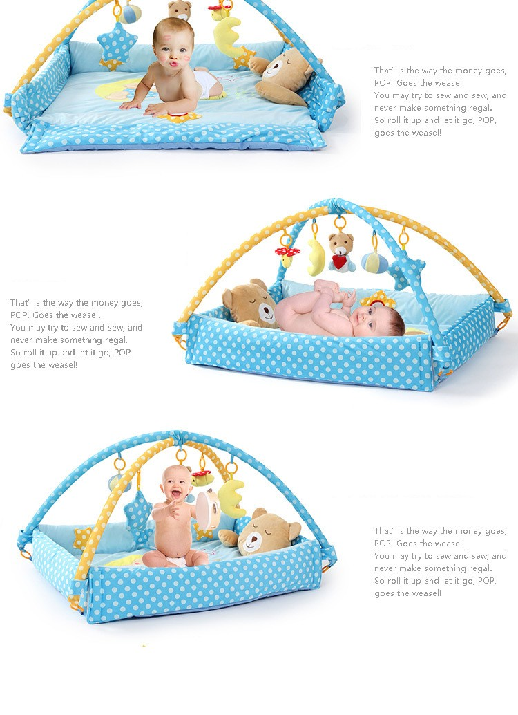 Obedient Baby Changing Pad Ortable Foldable Washable Changing Mat Infants Cute Waterproof Mattress Children Game Floor Mats Cushion Reusa Changing Pads & Covers Nappy Changing