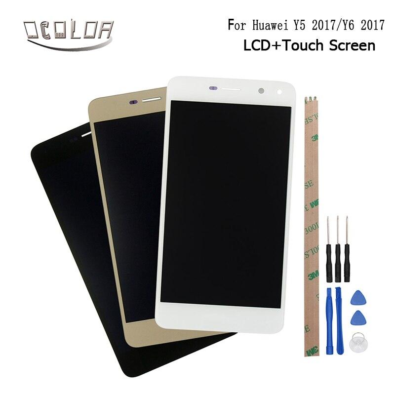 For Huawei Nova Young 4G LTE / Y6 2017 / Y5 2017 MYA L11 MYA