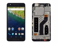 New LCD Display With Touch Screen Digitizer Assembly Replacement Parts For Huawei Google Nexus 6P Free
