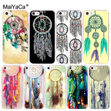 MaiYaCa Indian style wind chimes Luxury Fashion Phone Case for Apple iphone 11 pro 8 7 66S Plus X 5S SE XS XR XS MAX Cover(China)