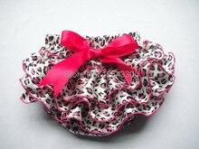 Newborn Baby Girls Satin Panties Ruffles Bloomers baby Diaper Covers Baby Bloomers KP-SB008