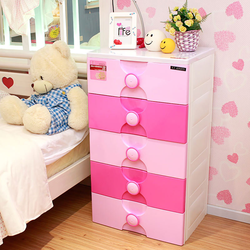 Plastic Drawer Lockers Baby Wardrobe Cabinet Finishing Baby Clothes  Childrenu0027s Toys Storage Cabinet In Home Storage U0026 Organization From Home U0026  Garden On ...