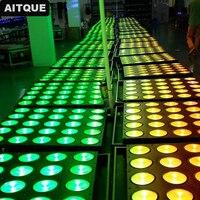 2lot Dj equipment blinder light 25pcs 30w matrix dmx led blinder rgbw led dmx stage lights 5x5 led pixel matrix