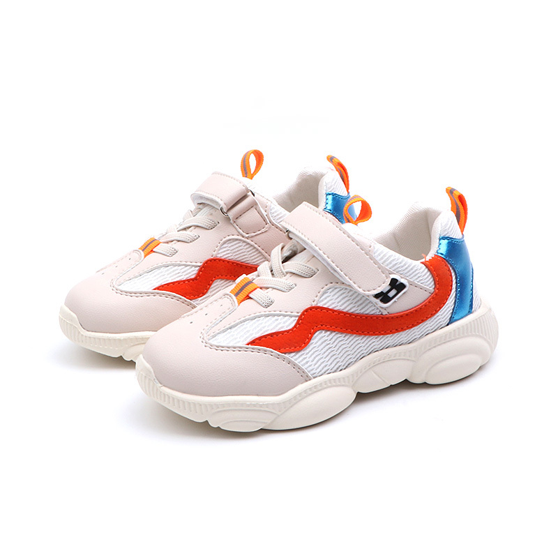 Kids Boys Girls Children Sports Running Shoe Infant Baby Trainers Shoes