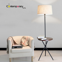 Scandinavian design villa simple modern minimalist floor lamp for living room coffee table sofa master bedroom bedroom decor