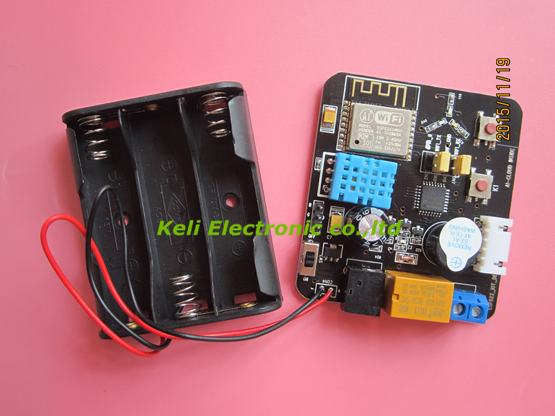 New for ESP8266 Cloud capabilities Beta Balck board T5 Internet of things(IoT) esp-12E esp-13