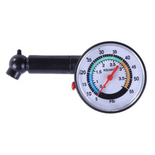 New Plastic Car Tire Pressure Gauge AUTO Air Pressure Meter Tester Diagnostic Tool For Jeep BMW Fiat VW Ford Audi Honda Toyota цена в Москве и Питере