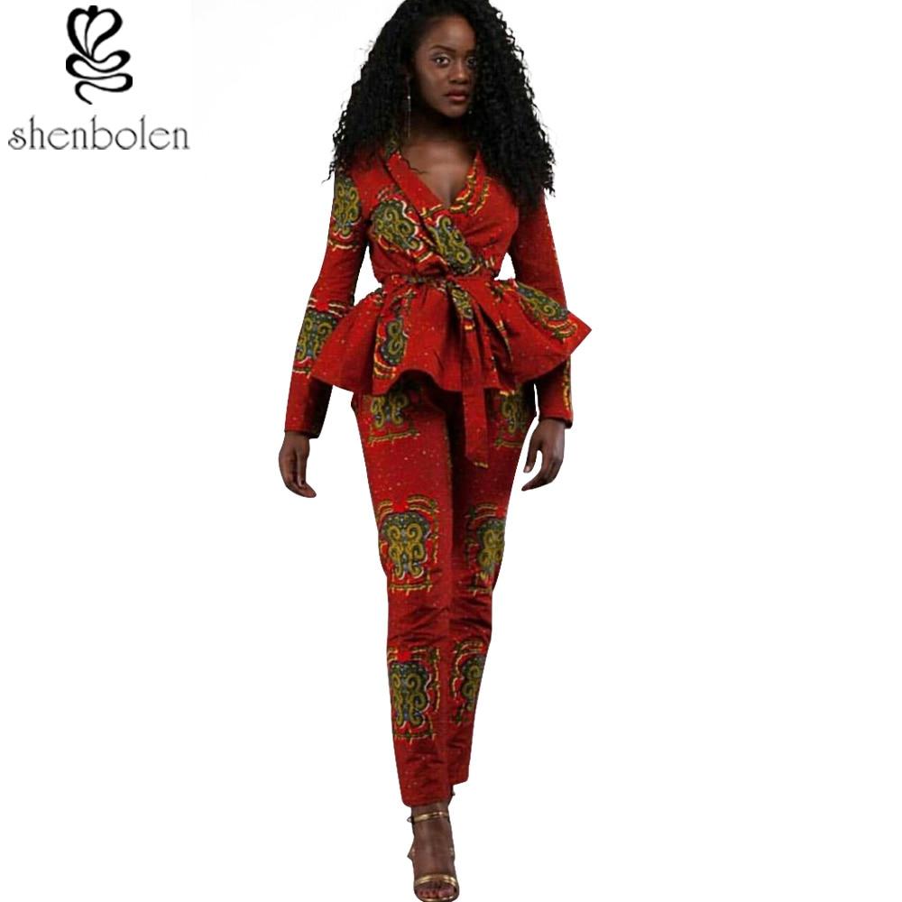 ربيع خريف وشتاء 2016 فساتين الأفريقية - الملابس الوطنية