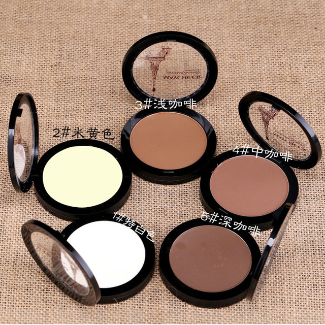 Dark Skin Cosmetic Bronzer Blush Makeup Brightener Matte Minerals Whiten Highlighting Face Powder Bronzer Contouring Makeup 1