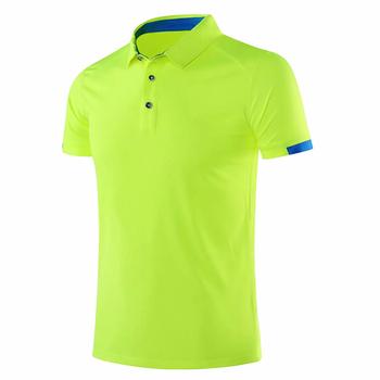 2019 nowych mężczyzna koszule golfowe Outdoor Sportswear z krótkim rękawem kobiet golf koszulka polo Badminton Running koszulki piłkarskie koszulki na siłownię tanie i dobre opinie JUNJIAN COTTON Poliester Anty-pilling Anti-shrink Szybkie suche Oddychające 2757 Pasuje prawda na wymiar weź swój normalny rozmiar