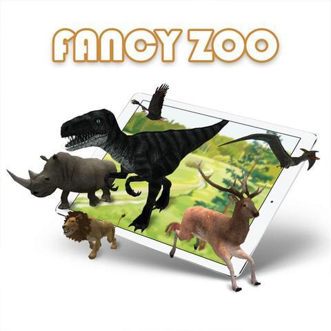 cores 4d as idades vr 6 amor cartao cartao animal educacional miniatura magia