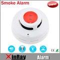 Detector de fumaça de Incêndio Alarme de Fumo VKL001 Aplicável para o Fumo, poeira, névoa, névoa de óleo, etc Com Infravermelho Sensor Fotoelétrico
