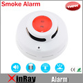 Smoke Fire Detector Smoke Alarm VKL001 Applicable for Smoke, Dust, mist, oil mist,etc With Infrared Photoelectronic Sensor