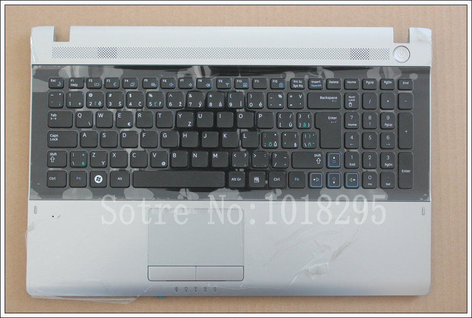 NEW CZ keyboard For Samsung RV509 RV511 NP-RV511 RV513 RV515 RV518 RV520 NP-RV520 Czech Republic black Laptop Keyboard 100 pcs free shipping new dc jack for samsung rv500 rv511 rv509 rv515 rv520 rv720 rv530 rv515 rv420 dc power jack port socket