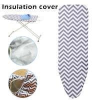 Isolamento protetor placa de engomar capa grossa poliéster feltro acolchoado capa resistente ao calor pano protetor antiderrapante grosso