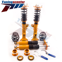 Coilover Kit For BMW E46 Shock Absorbers Front Rear 320i 325i 325Ci 330ci Shock Struts Lowering