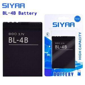 Image 3 - SIYAA Phone Battery BL 4C BL 5C BL 4B BL 5B BL 5J BV 5JW For Nokia 6100 6300 6260 6136S 2630 5070 C2 01 BL 4C BL 5C BL5C Battery