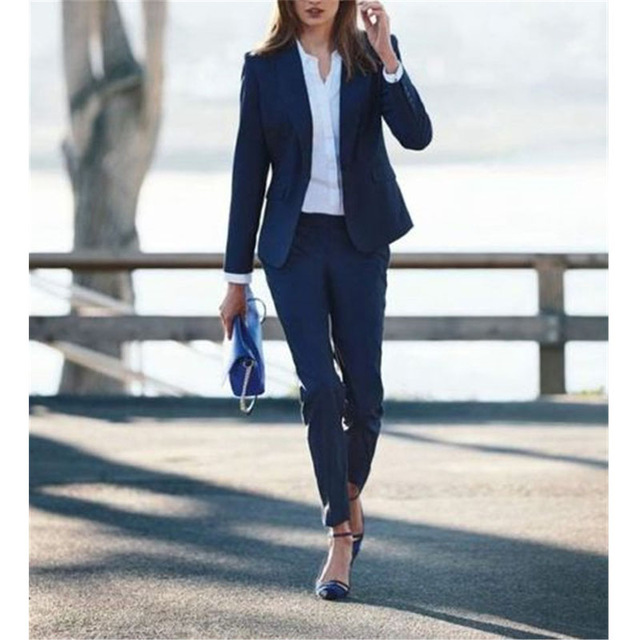 High QualityPants+Jacket Suits for Women Office Formal women suit Business Suit Women Pant Suits Blazer
