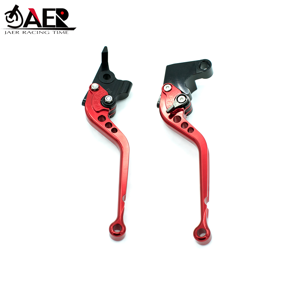 JEAR CNC Motorcycle Adjustable Brake Clutch Lever for DUCATI 796 Monster 2010 2015 696 Monster 2008 2014 Monster 659 2013 2014-in Levers, Ropes & Cables from Automobiles & Motorcycles